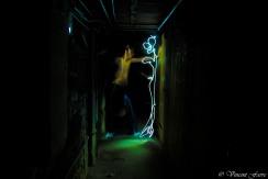 Light Painting Technic